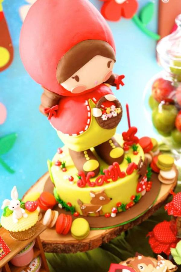 Little Red Riding Hood Party - 07