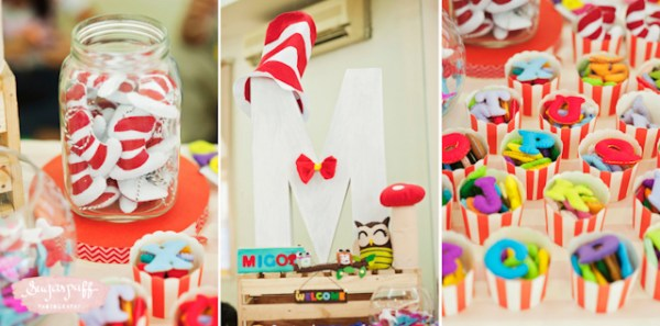 Migo's Dr. Seuss kids birthday party by Sugarpuff Photography - black and white edited-33