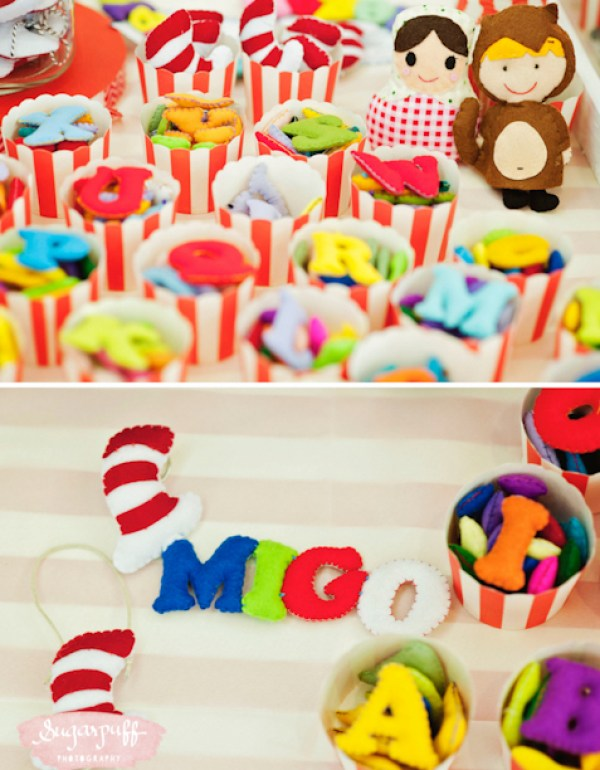 Migo's Dr. Seuss kids birthday party by Sugarpuff Photography - black and white edited-48