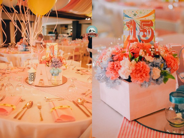 Vintage Carnival Birthday Party - 06