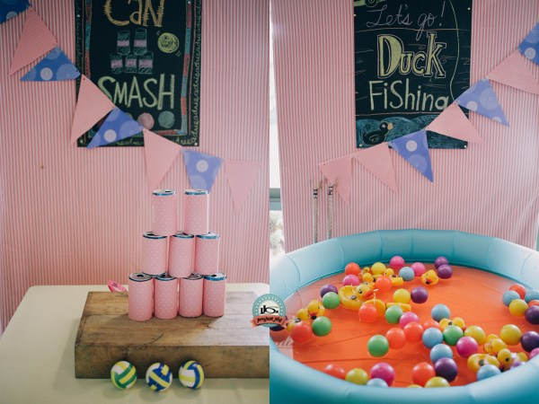 Vintage Carnival Birthday Party - 22