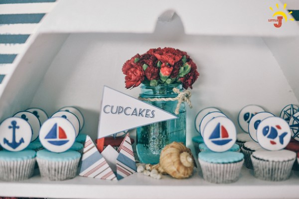 Nautical Themed Party - 11