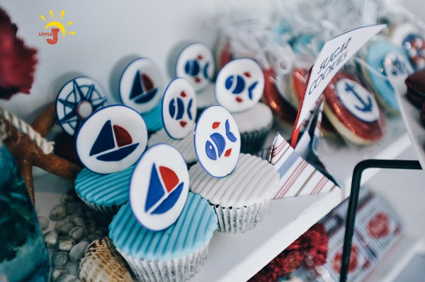 Nautical Themed Party - 16