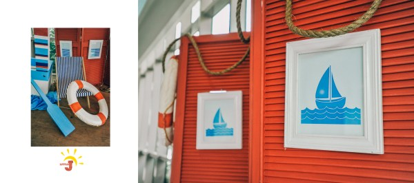 Nautical Themed Party - 24