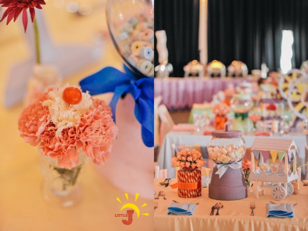 Candy Themed Birthday Party - 21