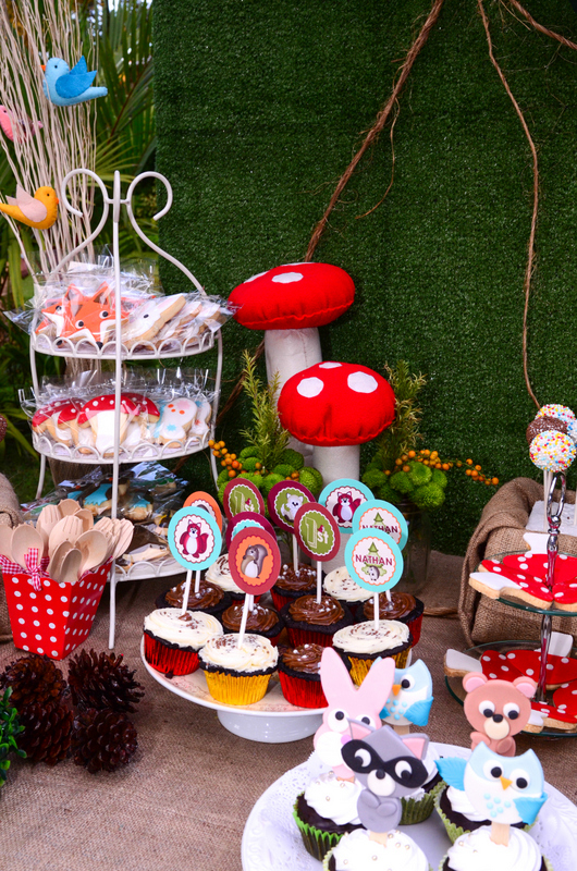 Woodland Friends Party - 42