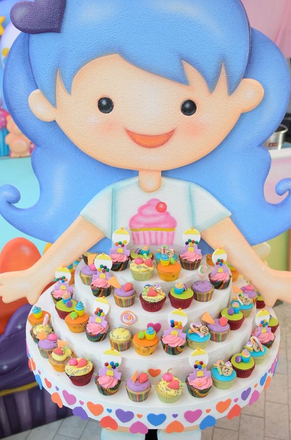 Colorful Candyland Birthday Party - 08