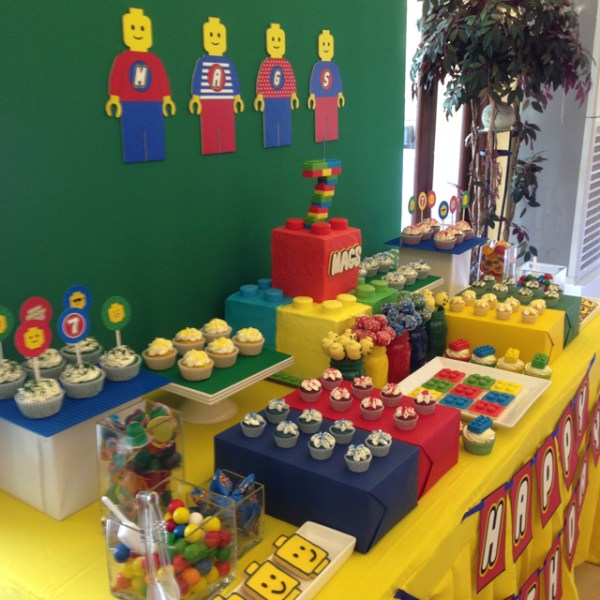Lego Birthday Party - 17