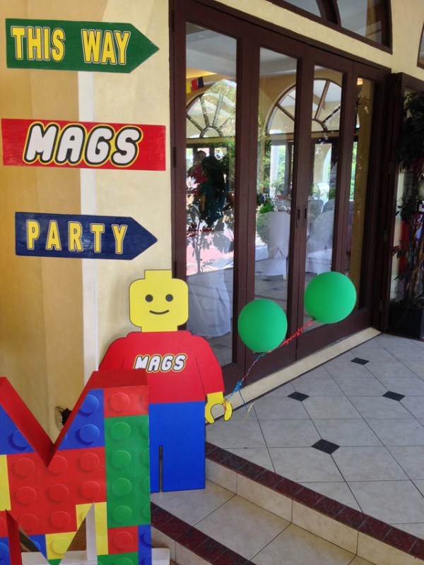 Lego Birthday Party - 22