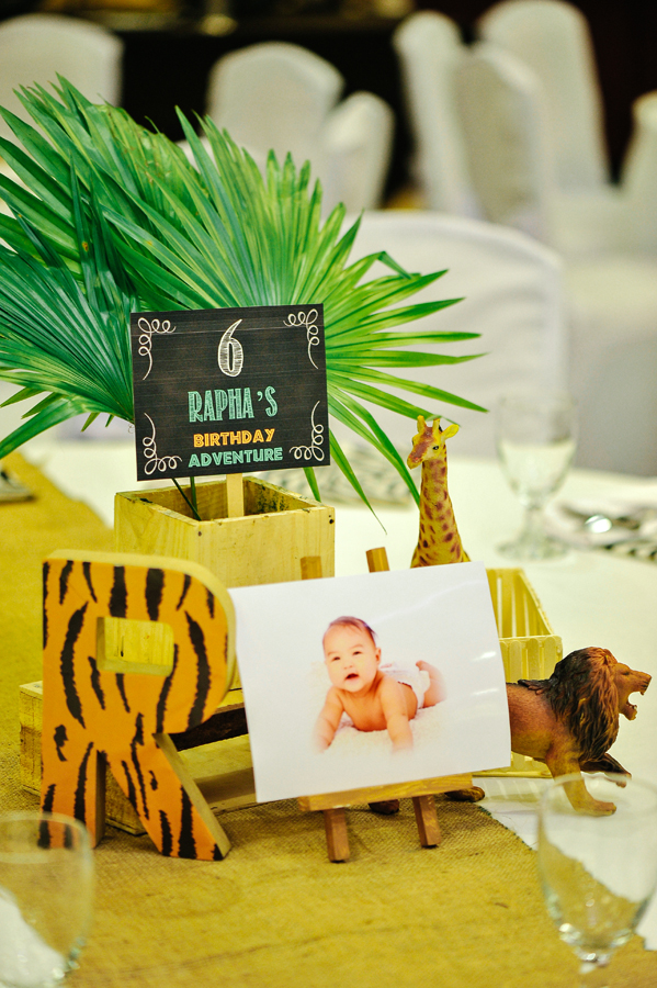 Safari Themed Birthday Party - 38
