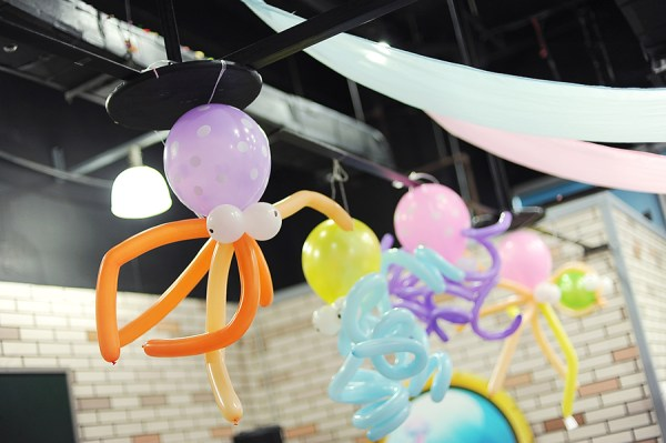 Underwater Themed Birthday Party - 13