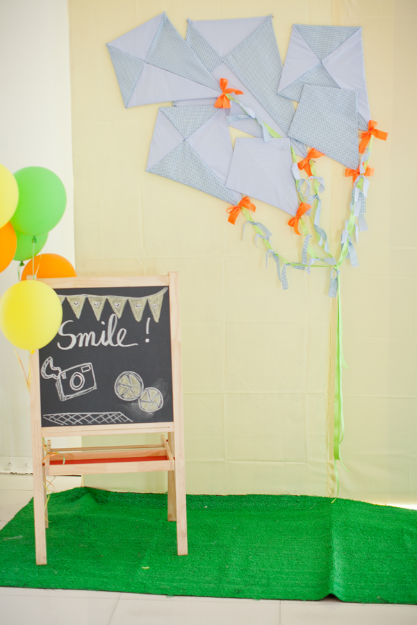 Picnic Themed Birthday Party - 03