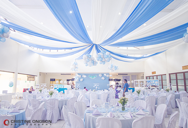 Heaven and Angel Themed Birthday Party - 14