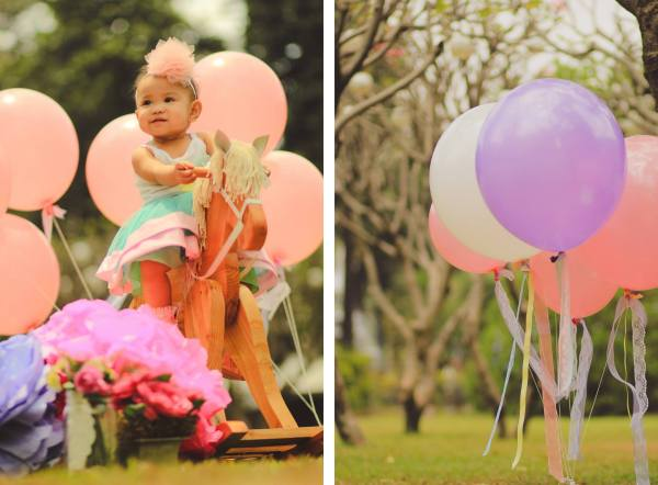Rainbows and Unicorns Baby Lifestyle Shoot 8