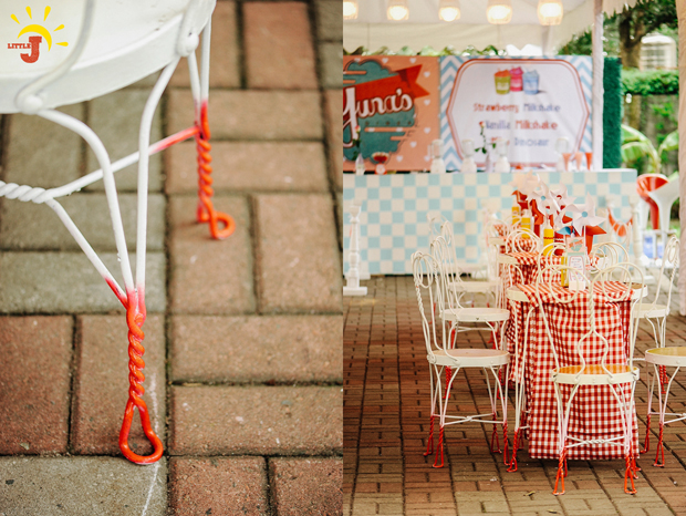 Retro Kitchen Inspired Party - 05