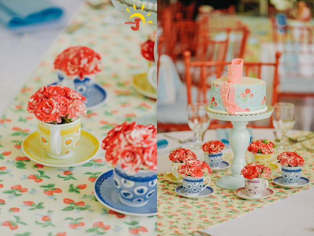 Retro Kitchen Inspired Party - 19