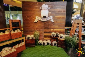 Macarius Royce's Little Lamb Themed Party