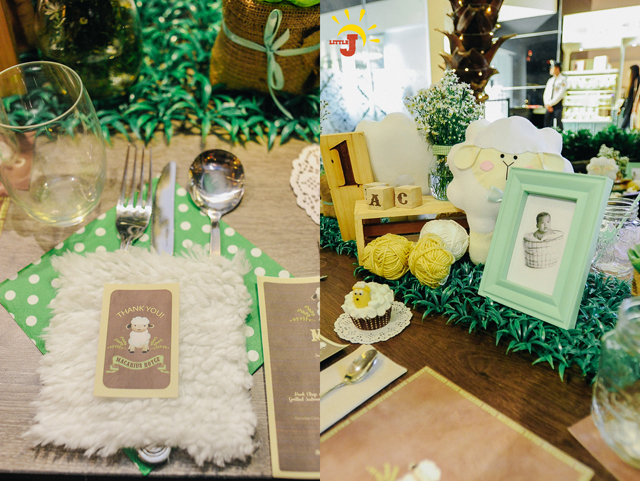 Little Little Sheep Themed Party - 10