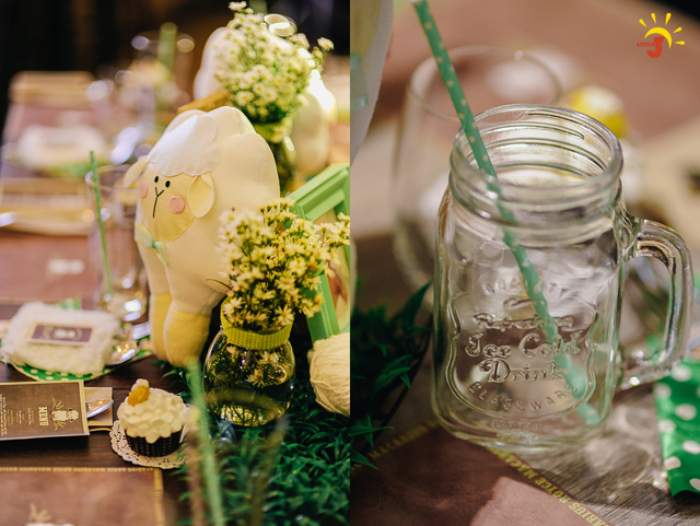 Little Little Sheep Themed Party - 18