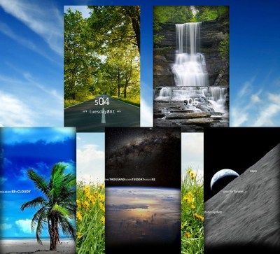 Free MultiPicture Live Wallpaper app lets you cycle through background photos | One Click Root