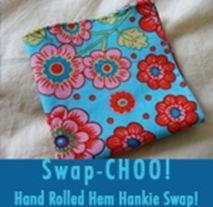 Swap-CHOO Hankie Swap
