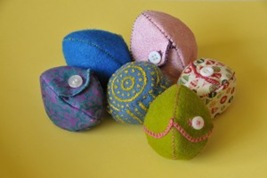 How to Make Fillable Fabric Eggs