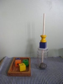 Homemade Toddler Toy
