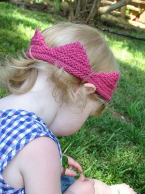Knitted Crown Free Pattern