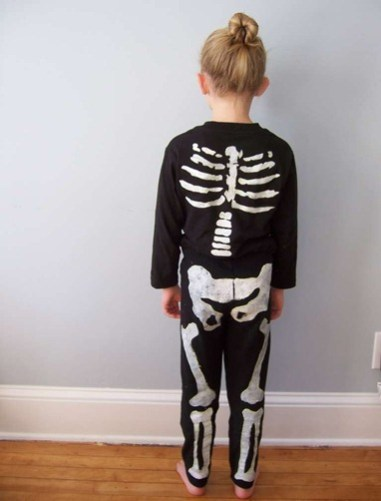 skeleton from instructables