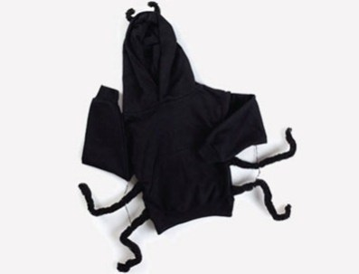 spider costume readers digest