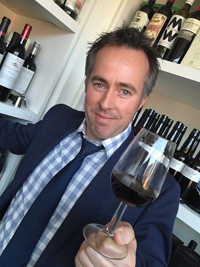 Ben Cahill Co-op wine buyer