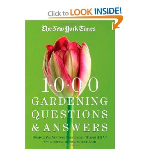 1000 garden answers and questions book