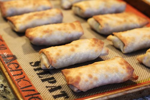recipe pork egg rolls