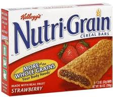 $1.00 off 2 Kellogg's Nutri-Grain Cereal Bars coupon
