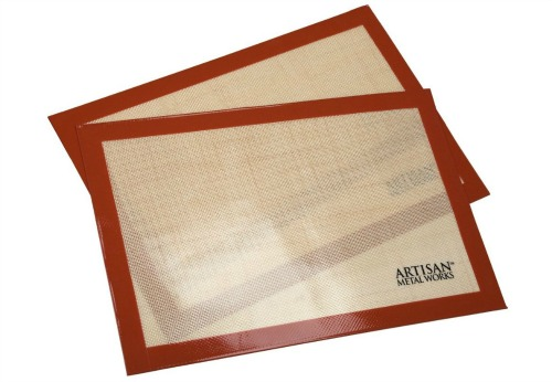 silacone baking mat set