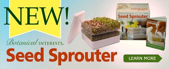 seed sprouter botanical interests