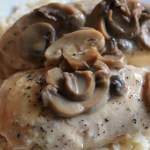 Easy Slow Cooker Recipes – Mushroom Chicken