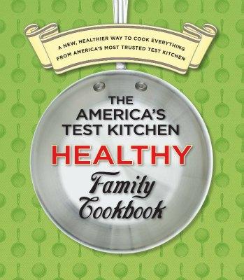 cooks illustrated cookbook