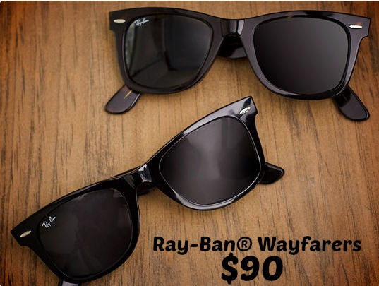 Authentic Ray-Ban® Wayfarers
