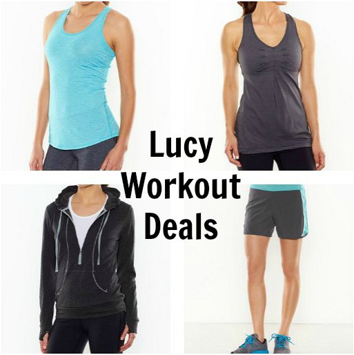Lucy clothing sale