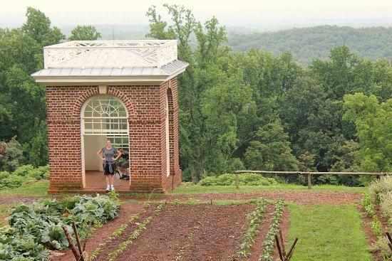 Thomas Jefferson 39 S Monticello