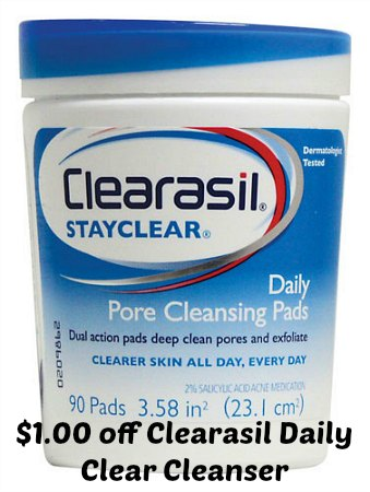 Clearasil Daily Clear Cleanser