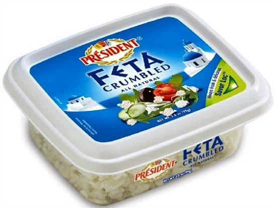 President Feta Cheese Coupon