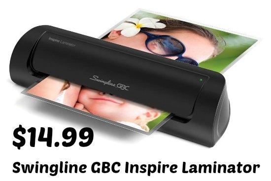 Swingline GBC Inspire Laminator