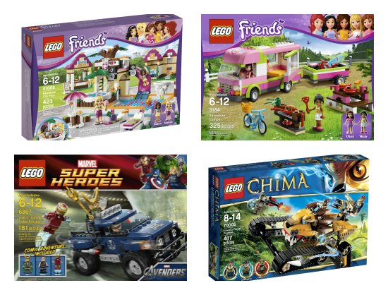 lego coupons sale