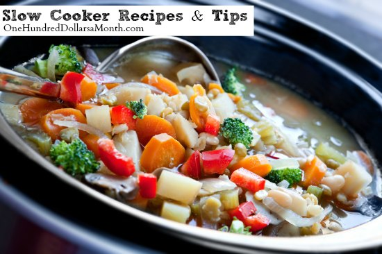 Slow Cooker Recipes and Tips