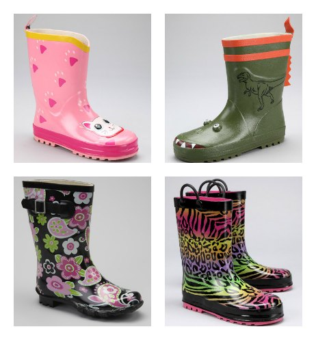 cool boots for kids