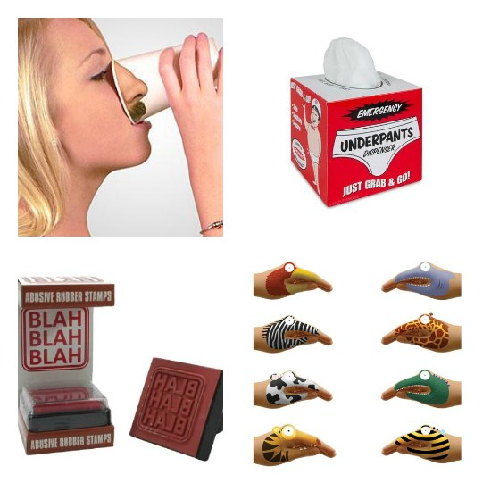 pick your nose cups gag gifts