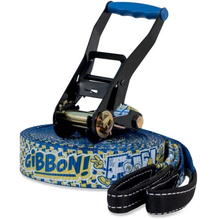 Gibbon Fun Line Slackline Set
