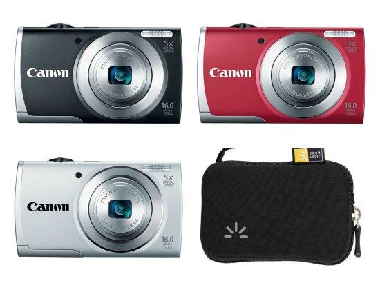 canon pocket camera